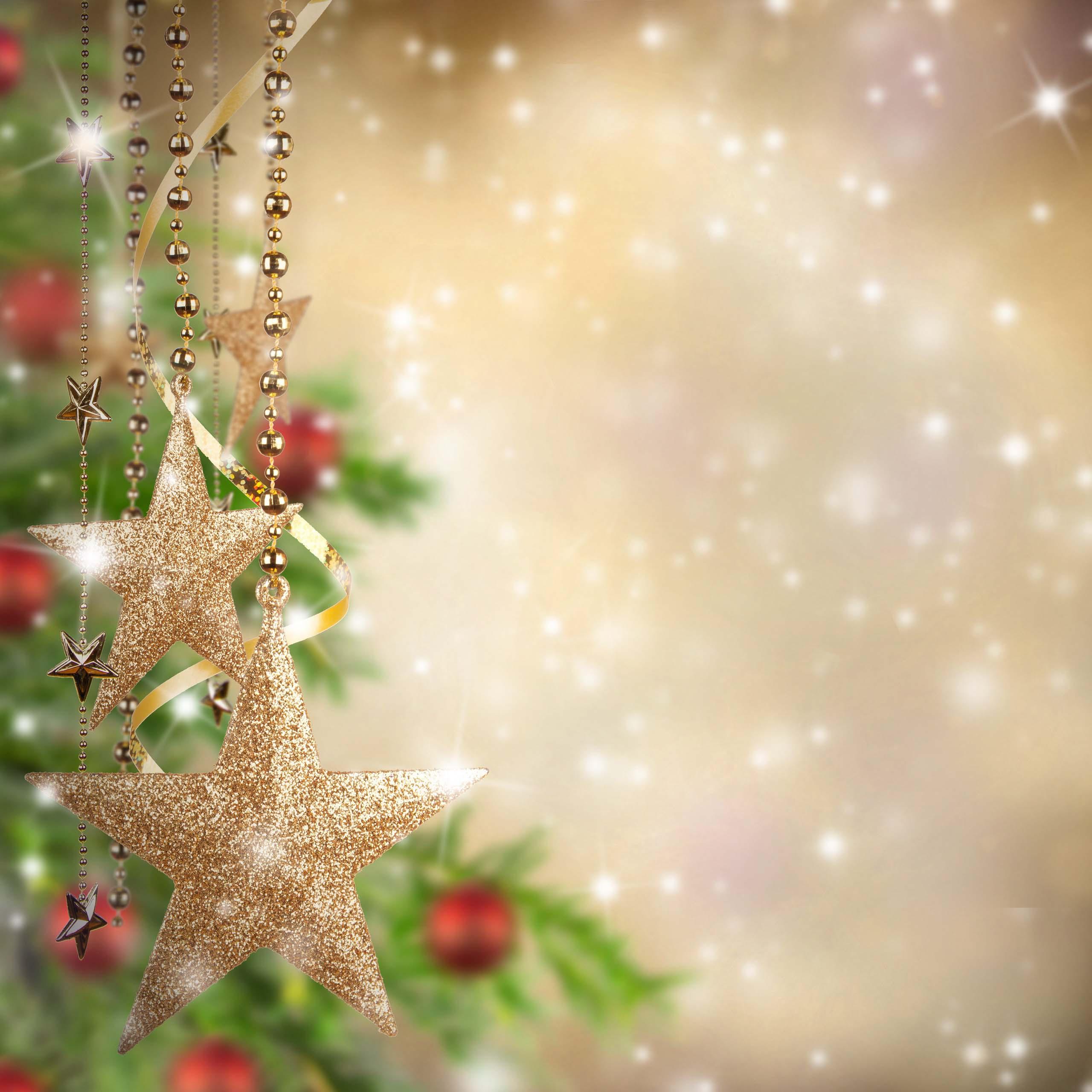 Фон для новогоднего поздравления 84