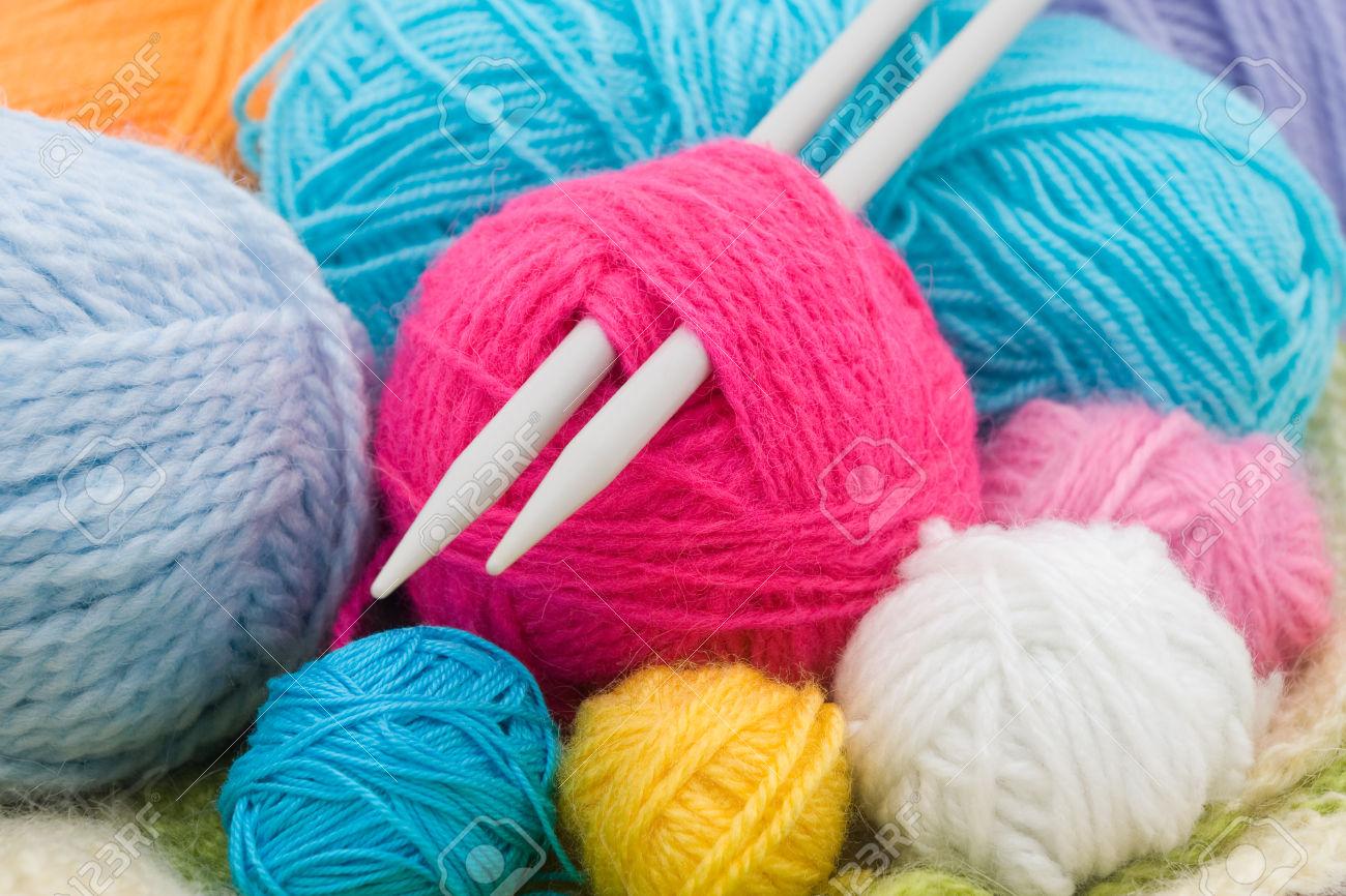 Виды спиц и пряжи для вязания