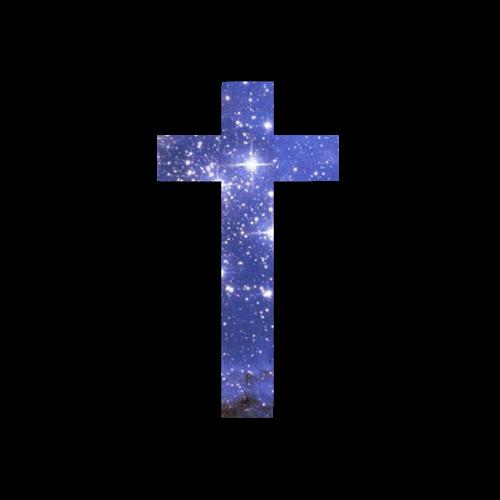Космический крест картинки