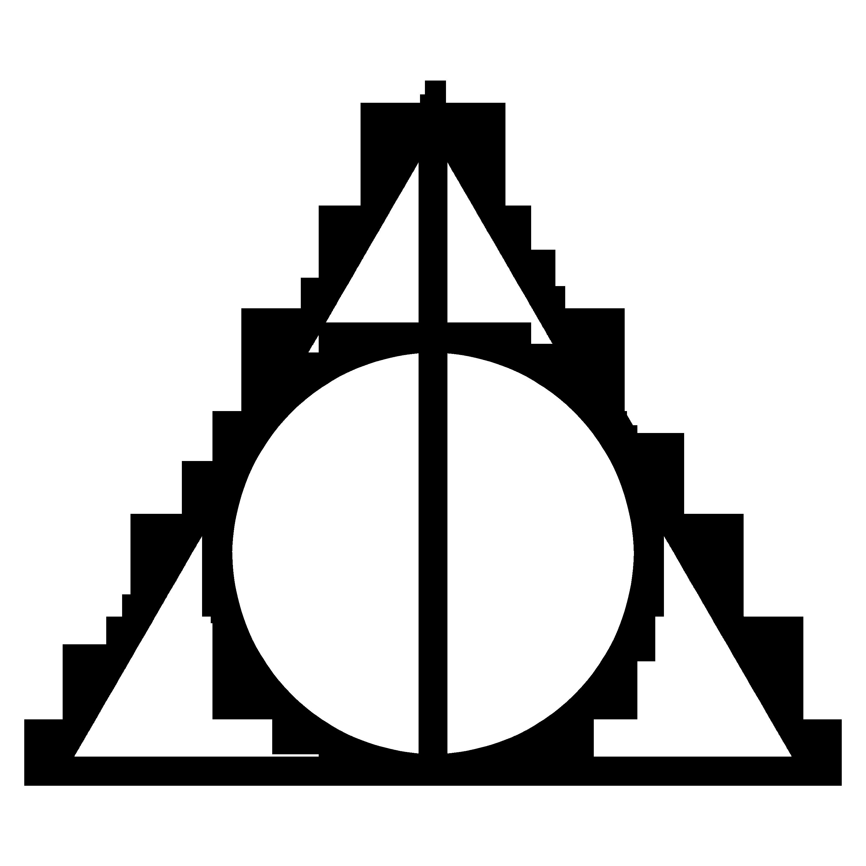 Знак треугольник в треугольнике картинки