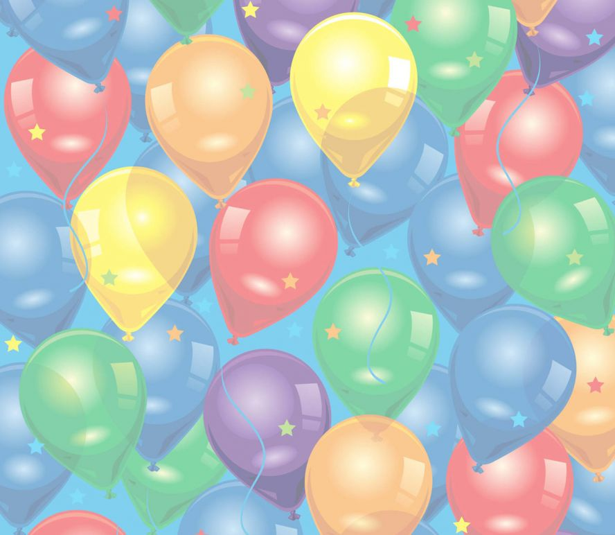 фон с шариками для презентации