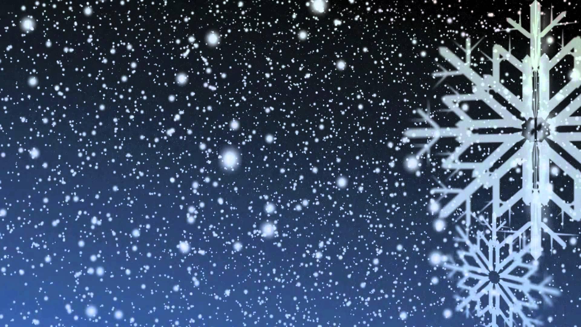 Открытки новому, открытки падающего снега