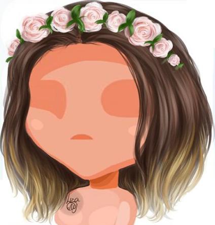 Аватария причёски для фотошопа пнг