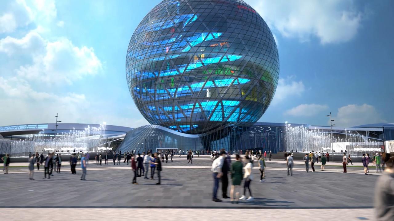 Астана ЭКСПО-2018: фото, план мероприятий, проекты