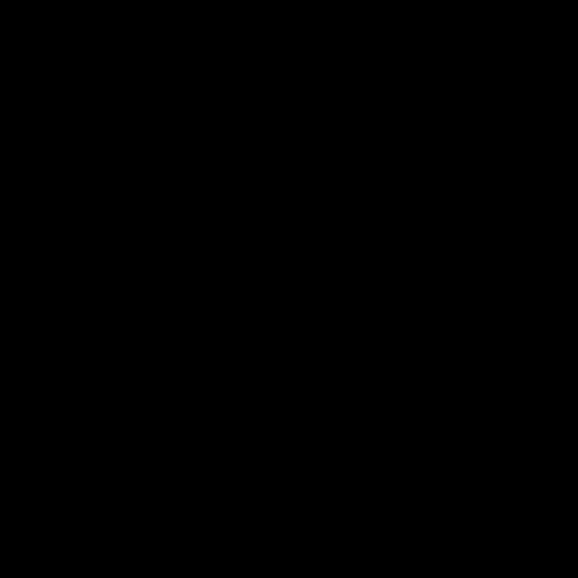 transparent black square - HD1500×1500