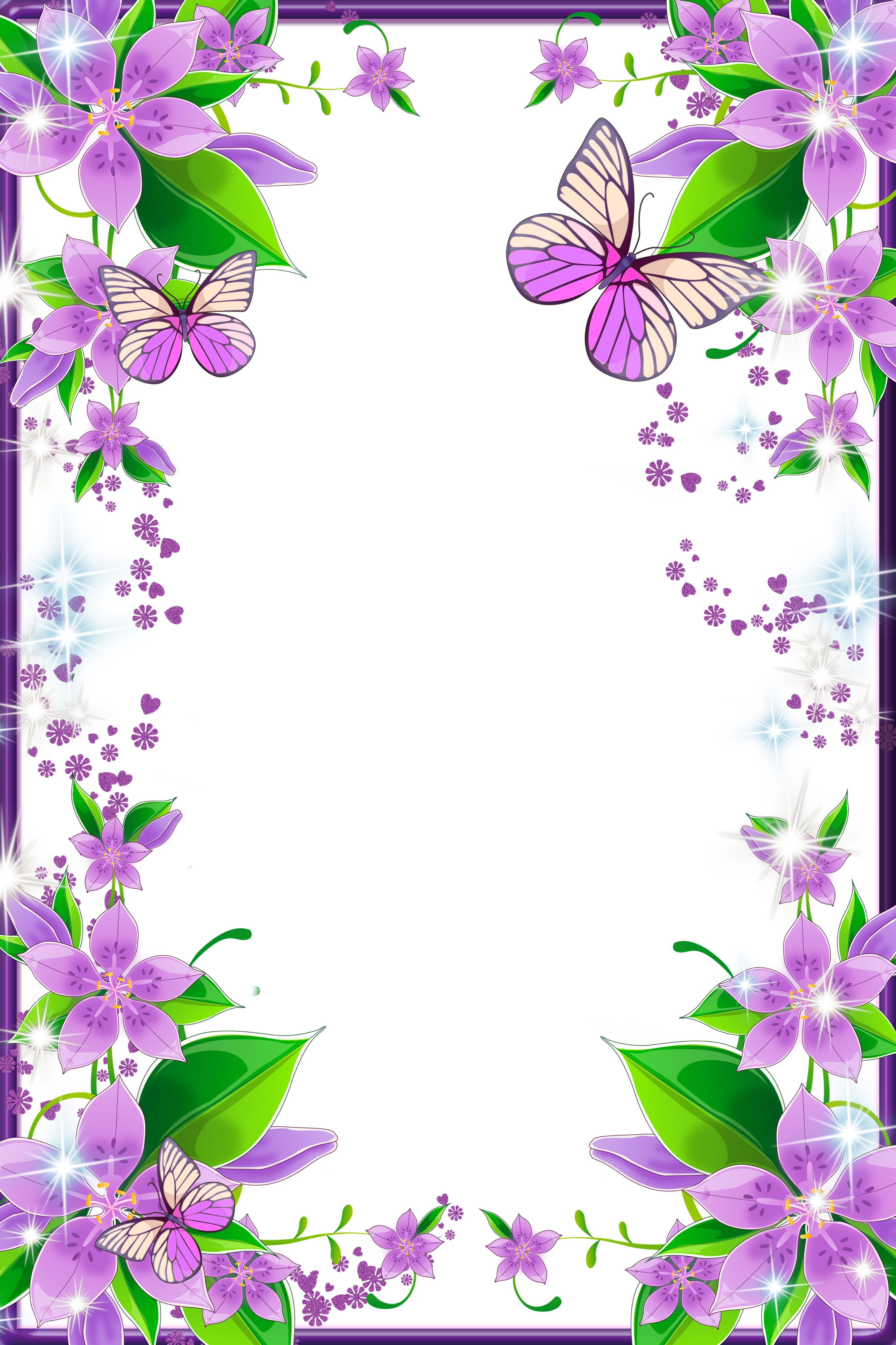 Картинка с рамкой для текста цветы, картинки экономить