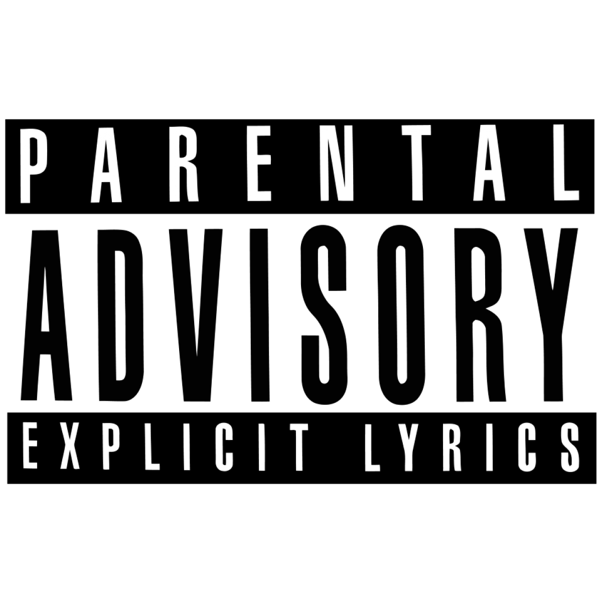 the labeling of music albums for parents to censor content for their children
