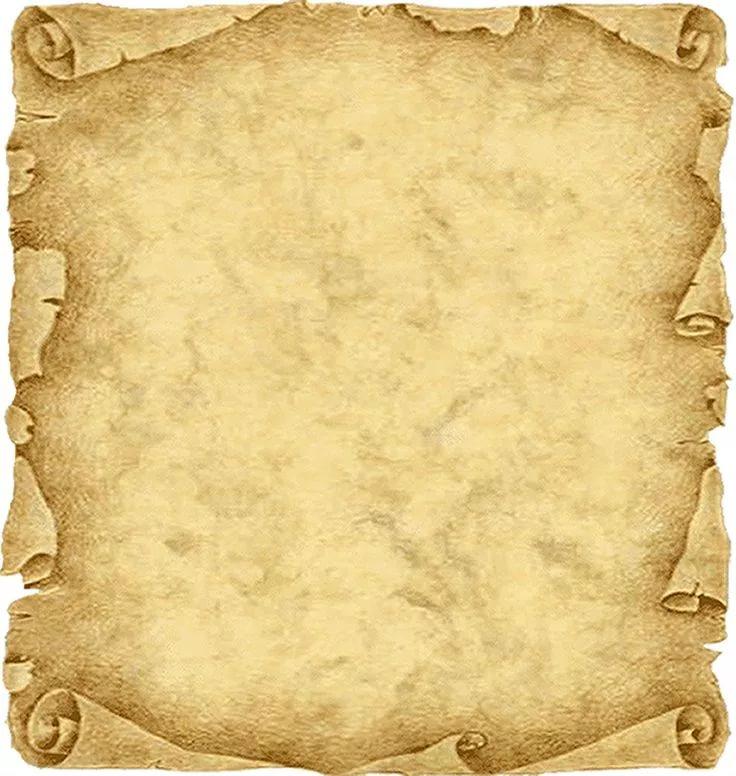 Пергаментная открытка, видео