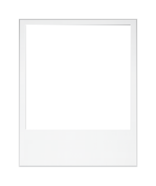 Как сделать фотографию в с рамкой полароид