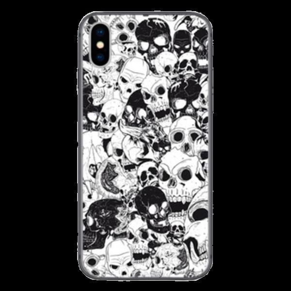 Черно-белые картинки на панель телефона
