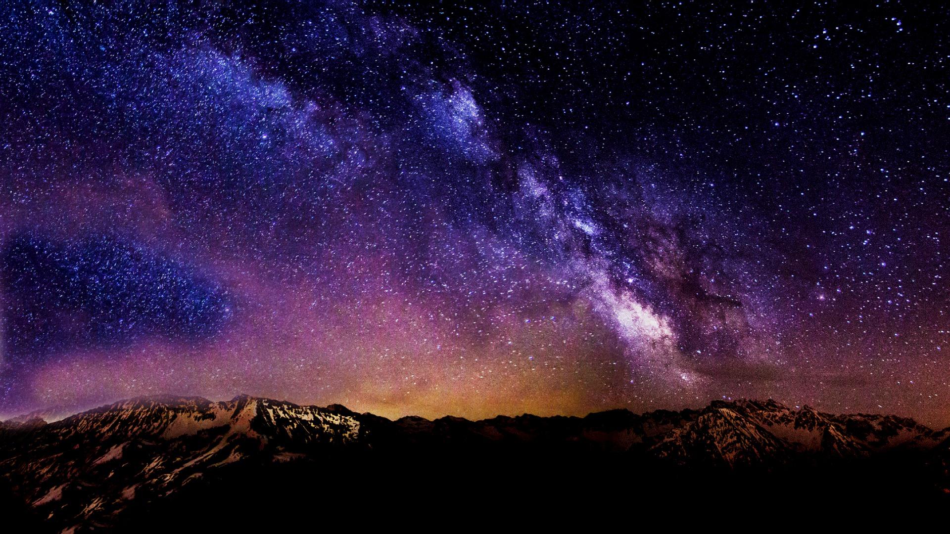 Картинка звездное небо в хорошем качестве, прикольная морковка