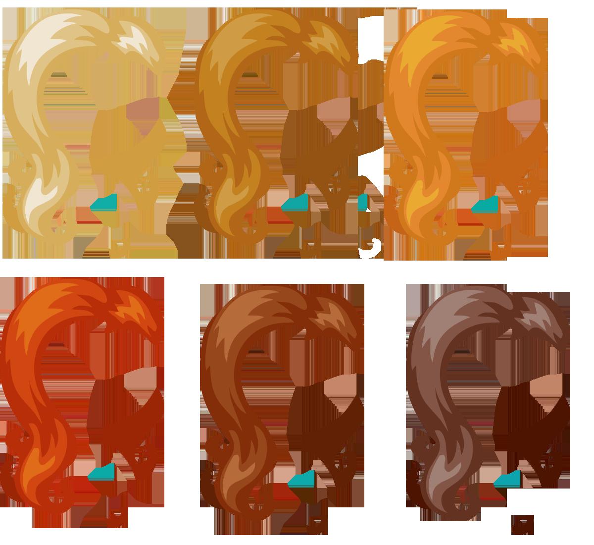 Аватария фото причёсок