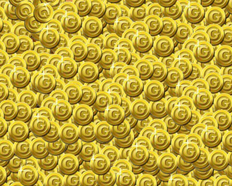 ожидании картинки золота в аватарии на прозрачном фоне того
