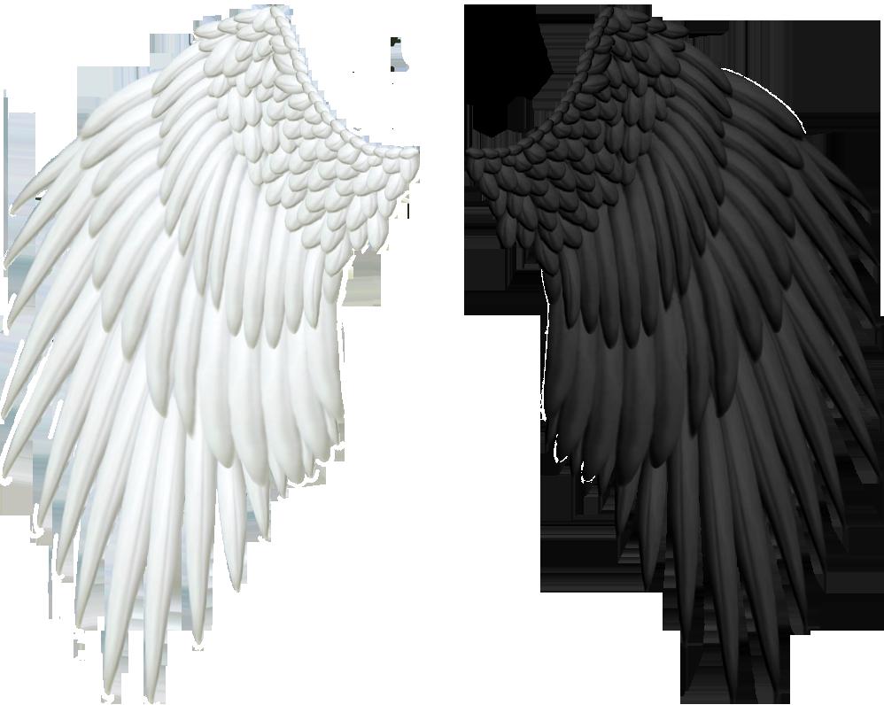 Картинки белых крыльев ангела