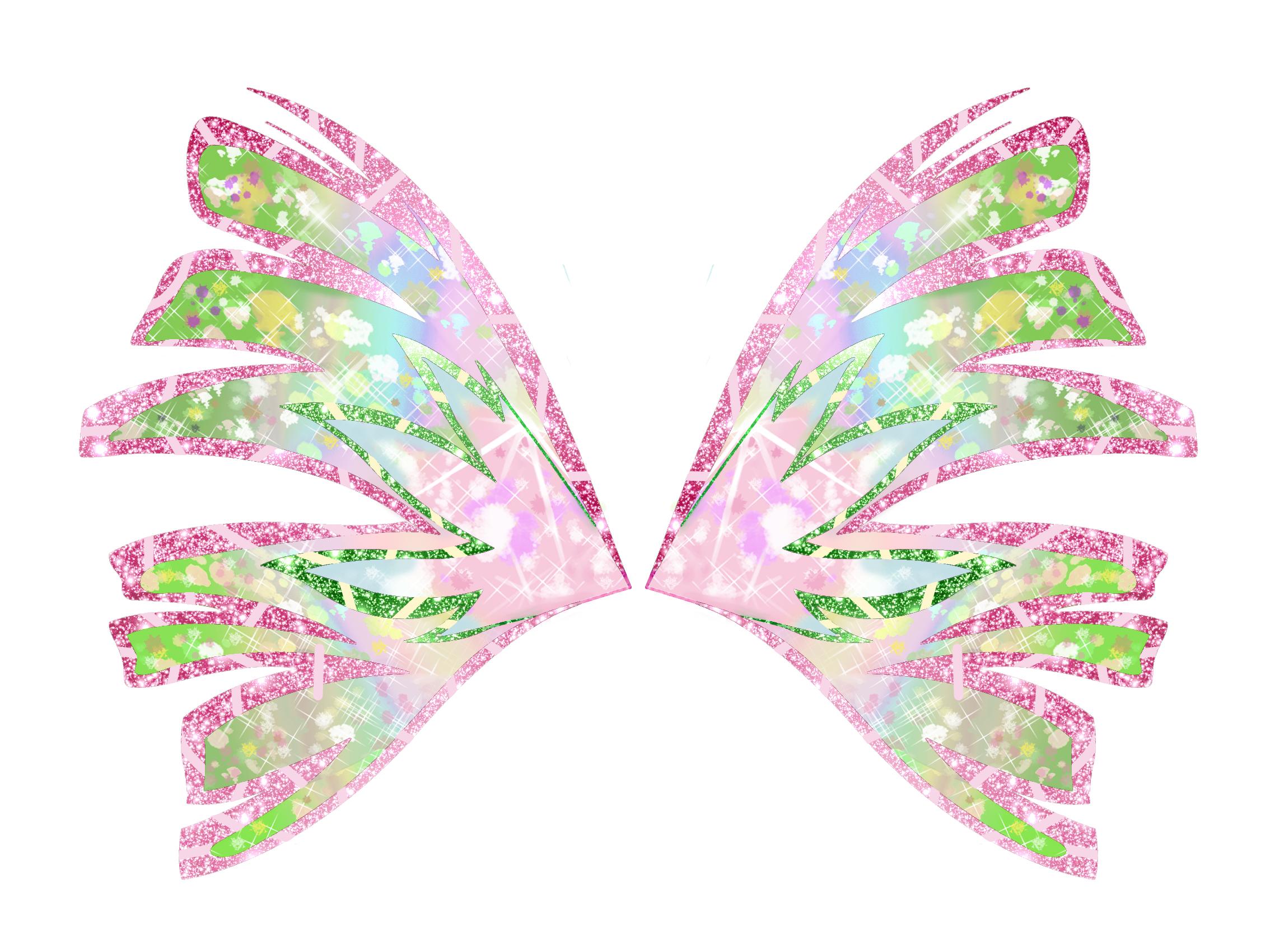конфетно-букетной картинки только крылья флоры документы