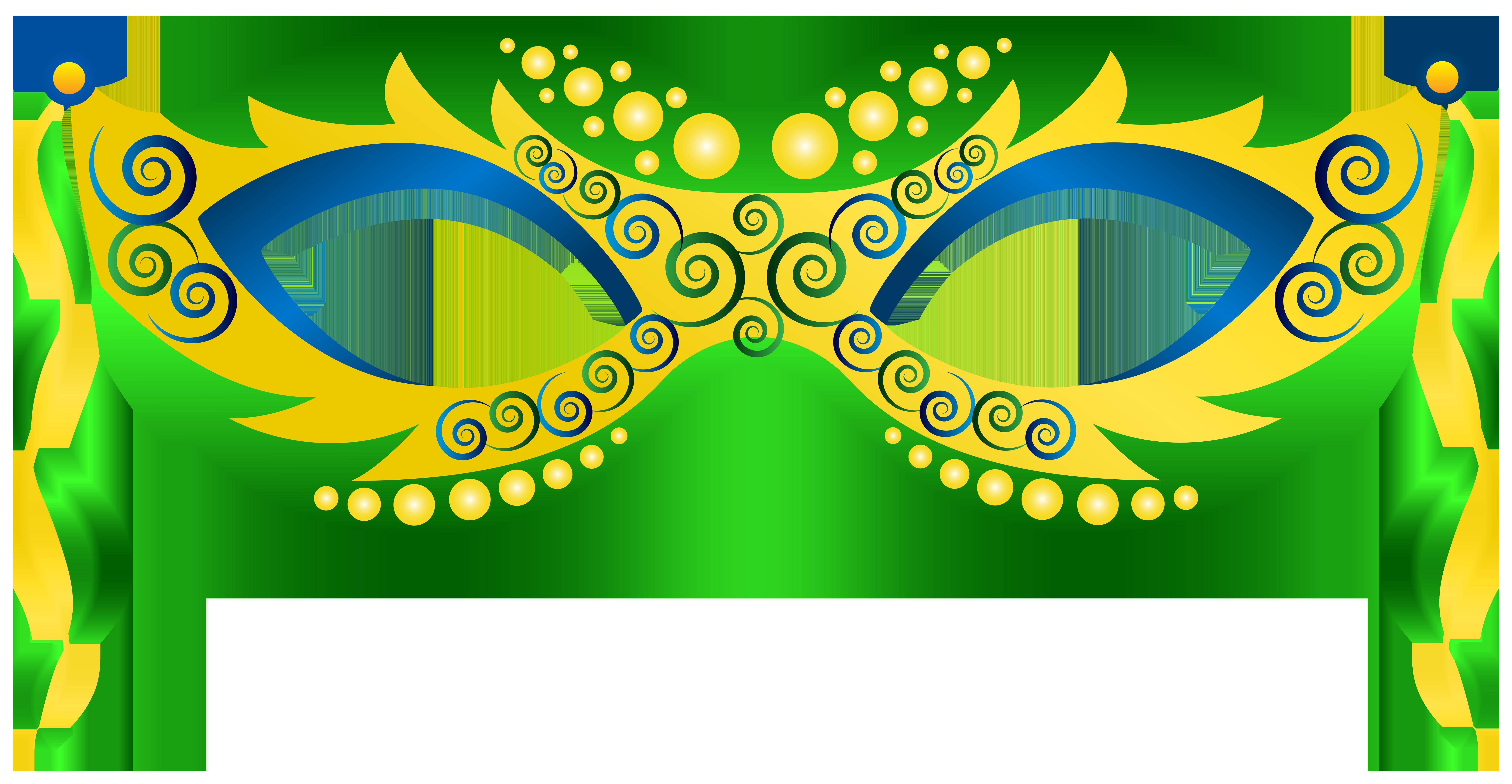 Картинка маски театральные детские