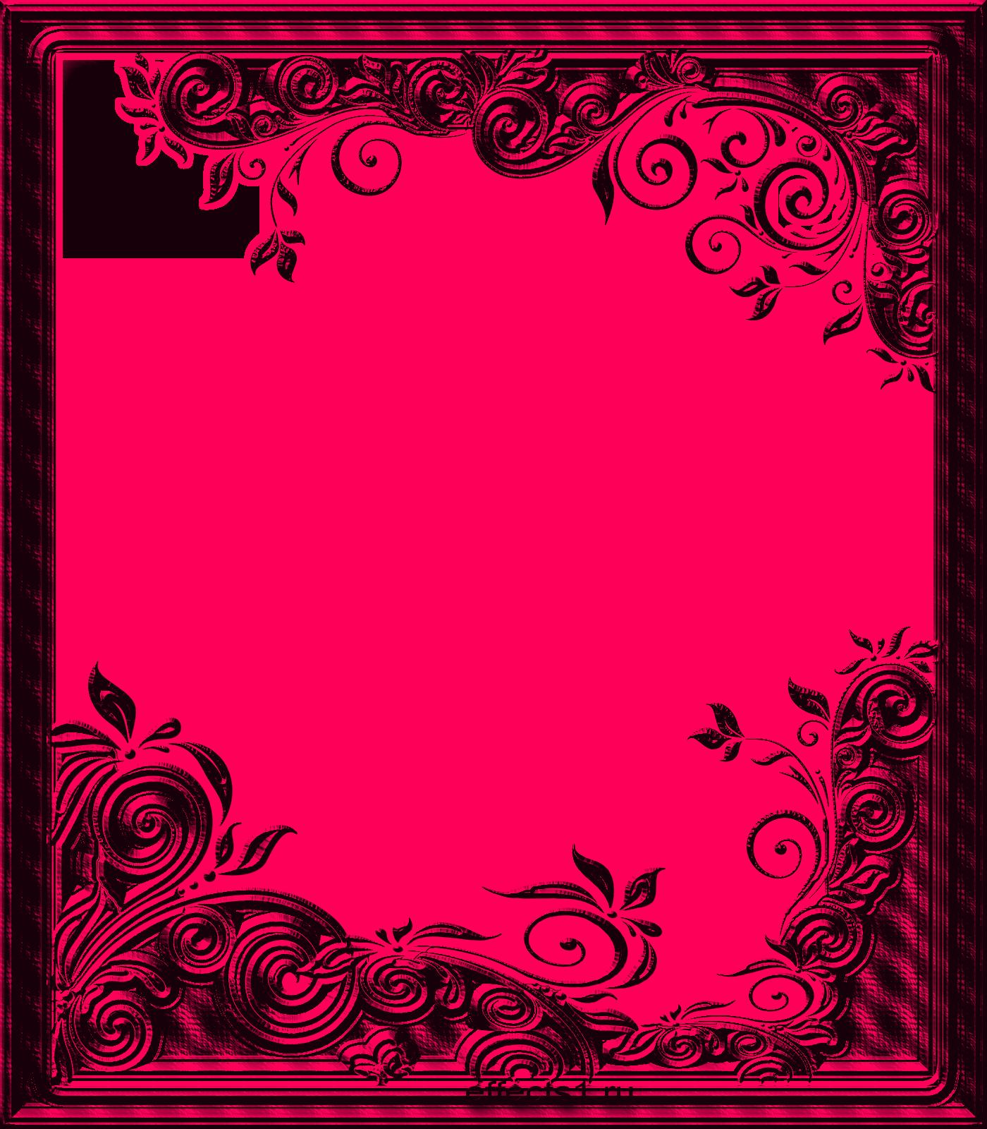 Картинки рамочки для текста красивые, сделать