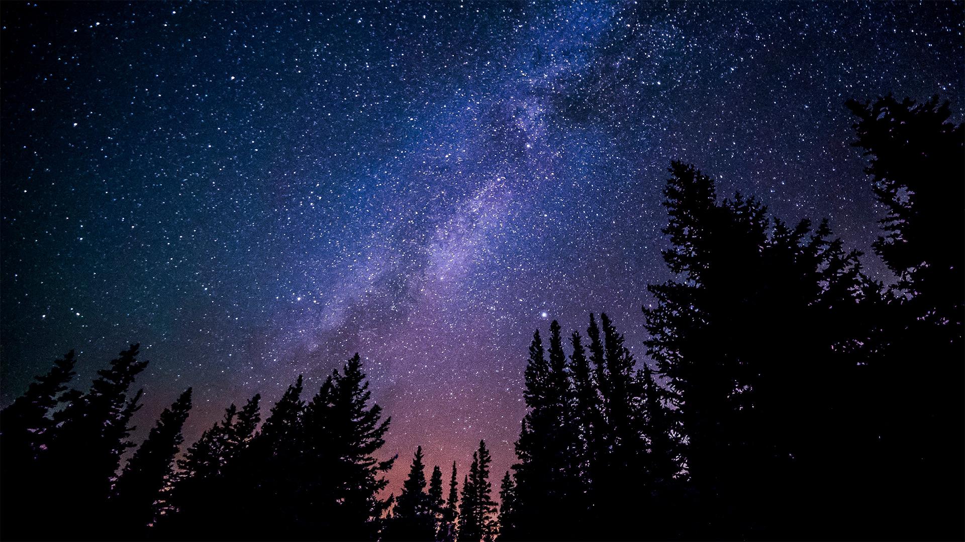 фото зоряного неба теперь