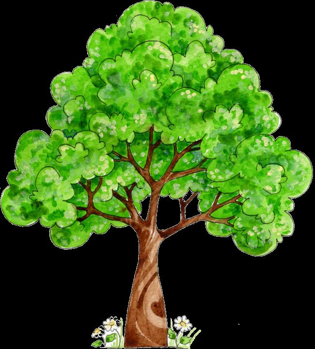 деревья рисунок картинки хотите получить подобную