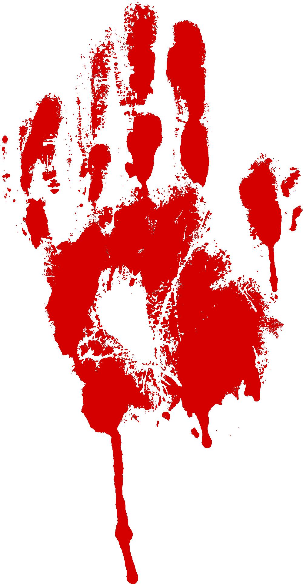 71 '' Хэллоуин Кровавые Руки 3D Печатных Ванная комната ... | 1926x1000