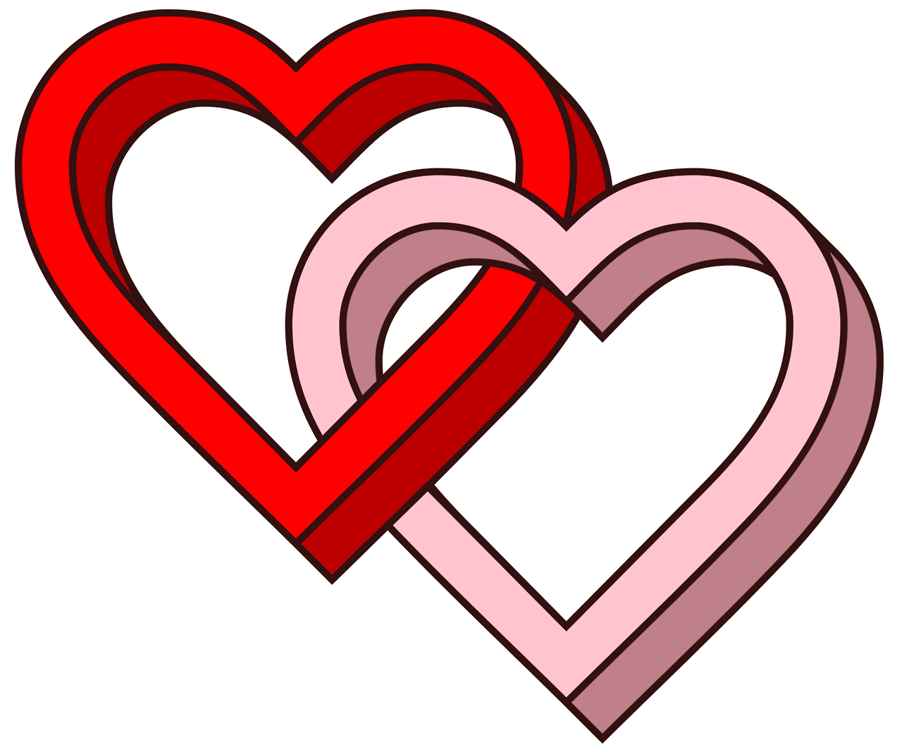 эти рисунок с сердечком процветший лучами штурвал
