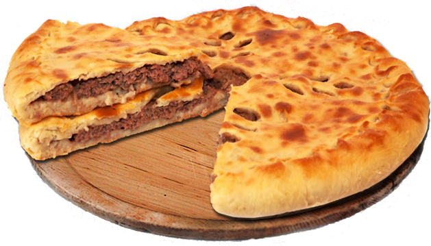 Наклейка Осетинский пирог PNG - AVATAN PLUS