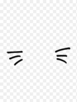 Кошачьи усы для фотошопа